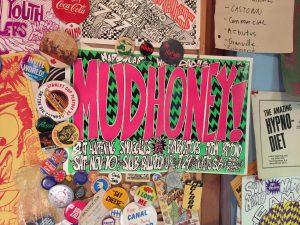Mudhoney Whoa Dad! poster