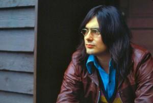 David Wisdom in 1969. Photo by James O'Mara